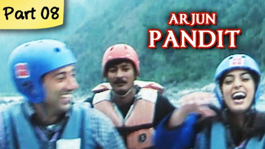 ARJUN PANDIT - Sunny Deol & Juhi Chawla - PART 08