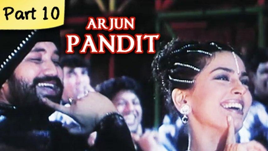 ARJUN PANDIT - Sunny Deol & Juhi Chawla - PART 10