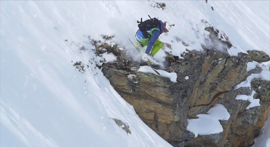 Freeride Junior Tour Chamonix 2015 by Dakine - Best-Of
