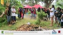 Actions de prévention des déchets en province Sud – Nouvelle-Calédonie