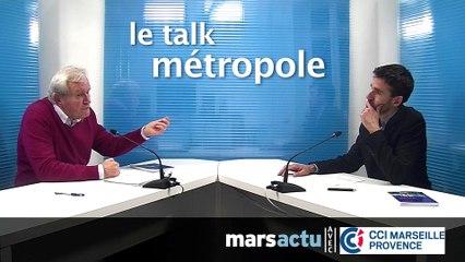 Le talk métropole Marsactu : André Donzel
