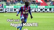 Présentation de N'Golo Kanté