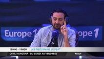 Cyril Hanouna [PDLP] - Quand Cyril Hanouna appelle François Hollande