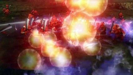 Zelda Hyrule Warriors  -  Majora's Mask DLC Trailer de Hyrule Warriors