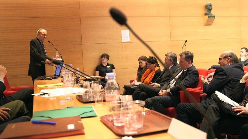 Institut Jean Lecanuet - Expertise de Michel Rocard