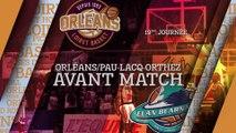 Avant-Match - J19 - Orléans reçoit l'Elan Béarnais