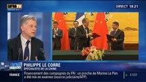 BFM Story: Manuel Valls entame une visite en Chine pour rééquilibrer le commerce franco-chinois - 29/01