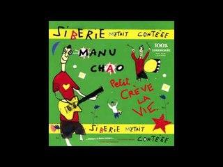 Manu Chao - Merci Bonsoir