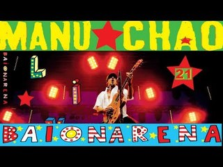 Manu Chao - Hamburger Fields / Merry Blues (Live)