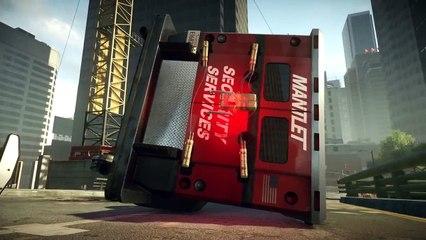 Beta Gameplay Trailer de Battlefield : Hardline