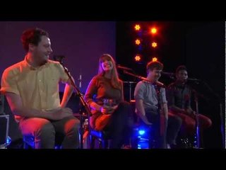 YouTube Presents: Metronomy Interview