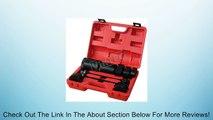 Screw Pivot Bush Installer & Remover for BMW E31, E32, E34, E38, E39,e53, E60,e65,e66 Review