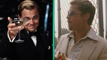 From Leonardo DiCaprio to Brad Pitt: 6 Actors Who Do the Same Thing in Every Movie