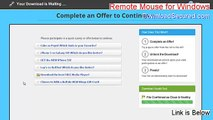 Remote Mouse for Windows Cracked [Instant Download] - video
