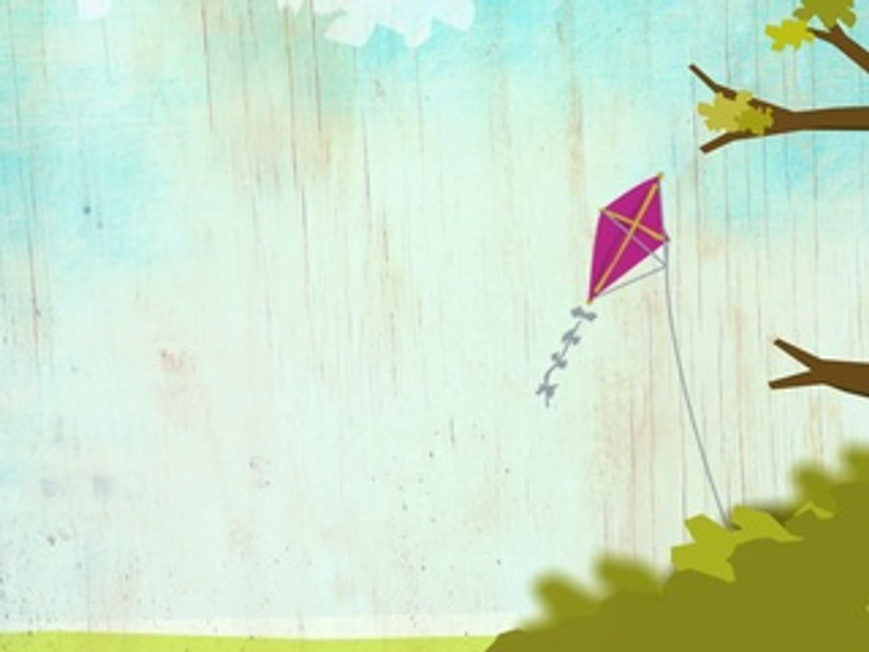 Short TV animation: RTL Green kids.