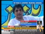 Death of Moin Akhtar Usman Pirzada Speaks on Life and Death of Moeen Akhtar