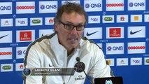 """PSG - Blanc : """"Ibra et Cavani ne sont pas incompatibles"""""""