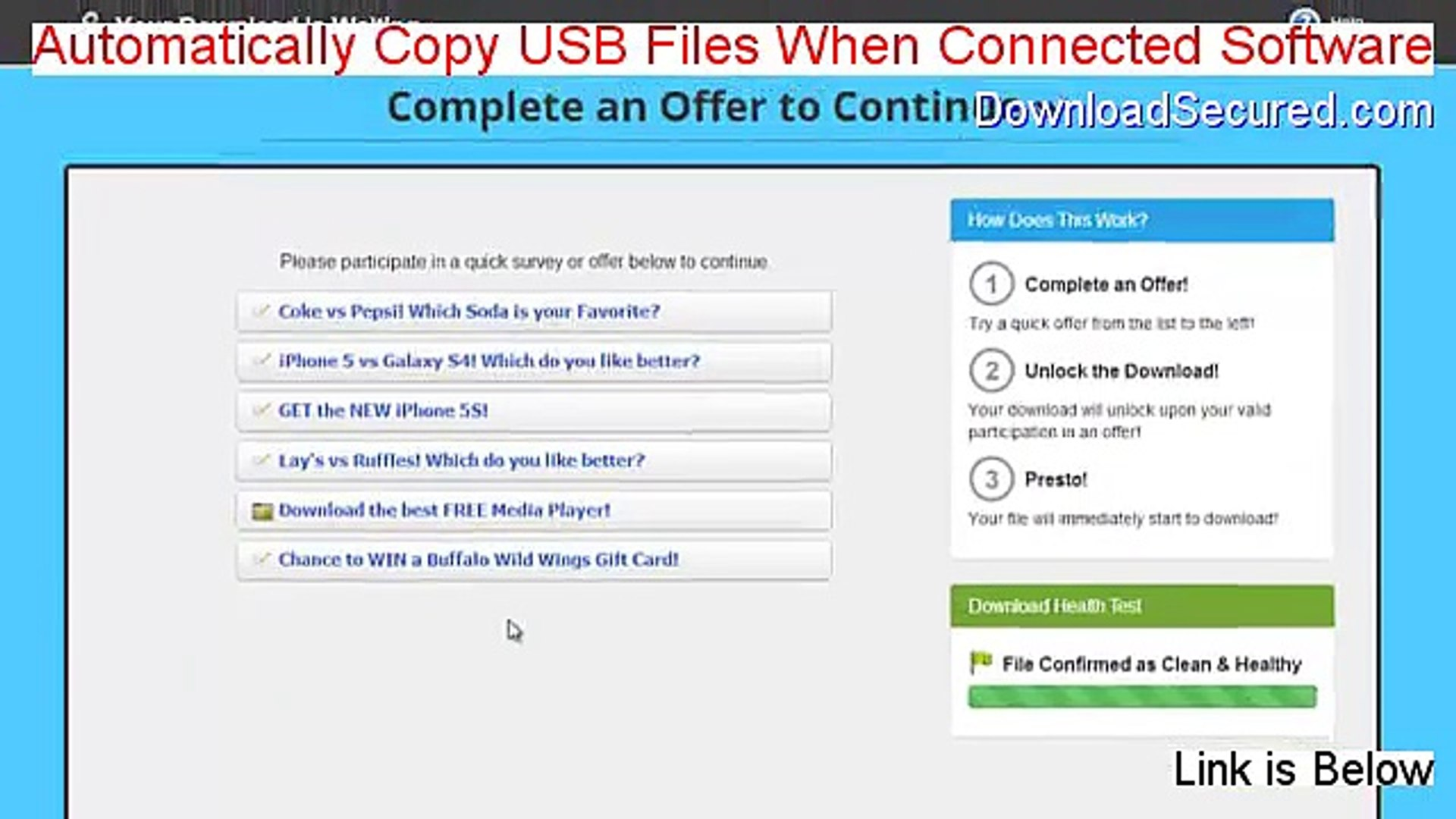Automatically Copy USB Files When Connected Software Crack - automatically copy usb files when conne