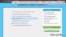 Trainz Railroad Simulator 2006 Driver Challenge Crack [Download Now 2015]