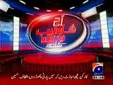Aaj Shahzaib Khanzada Ke Saath 29 January 2015 - Geo News
