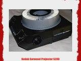 Kodak Carousel Projector 5200