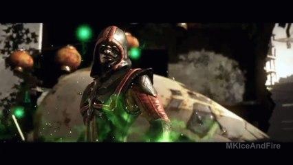 Ermac Trailer de Mortal Kombat X