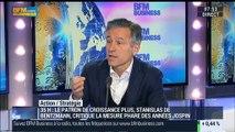 """Réforme du temps de travail: """"Idéalement, pour relancer notre économie, il faudrait revenir à 38 heures"""": Stanislas de Bentzmann - 30/01"""