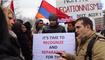 Fransa'da Ermenileri Tek Başına Susturan Azeri Genç