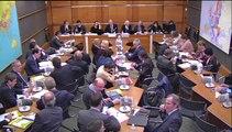 28.01.2015: Commission du développement durable - Audition de Jacques Moineville, DG Adjoint de l'Agence Française de Développement