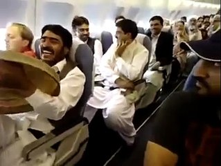 What Pathans Do In PIA For Pass Time???