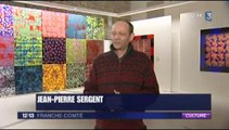INTERVIEW DE JEAN-PIERRE SERGENT PAR MICHEL BUZON POUR FR3 TV / FERME DE FLAGEY / FRANCE / 2012