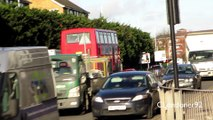 Buses along A126 & A118 Romford, East London