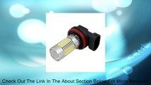 Car Bulb Light LED White HeadLamp Xenon Bulbs Fog/Day Light Brake Stop Tail Light Reverse Lamp Fit For H8/H11 7.5W Review