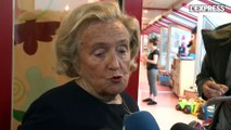 Bernadette Chirac a peur pour ses Pièces Jaunes