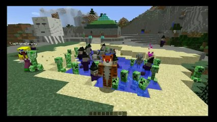 BEST OF Block Legacy #minecraft #jeuàl'arc