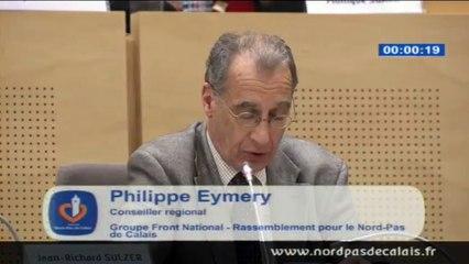 Intervention de Philippe EYMERY - Votre budget socialiste c'est après moi le déluge !