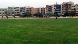 02 OF 09 MOHAMMAD NAZEER BOWLING DANIYAL AHSAN BATTING *** 25-07-2014 CRICKET COMMENTARY BY : PROF. NADEEM HAIDER BUKHARI  SONY ASSOCIATES CRICKET CLUB KARACHI vs TAPAL CRICKET CLUB KARACHI  QUARTER FINAL  *** 3rd VITAL 5 CLUB CRICKET RAMZAN CRICKET  (13)
