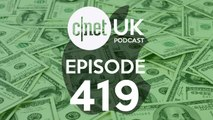 Sky goes mobile and Apple makes record money in CNET UK podcast 419