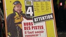 Alpes : risque élevé d'avalanches