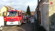 Oise : incendie dans une maison à Rantigny