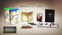 Final Fantasy Type-0 HD | Official Collector's Edition Reveal Trailer (2015) | Square Enix Game HD