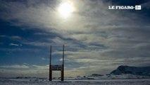 L'Antarctique, destination à la mode pour aventuriers givrés