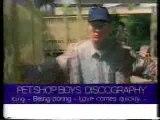 Pet Shop Boys - Discography adv