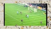 Curiosity on-the football field Nudists grle gool In football. must watch