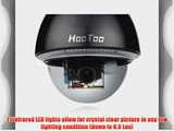 (NEW ARRIVAL!) HooToo? HT-IP006N PTZ PRO Indoor/Outdoor Wireless IP Camera Pan/Tilt/Zoom P/T