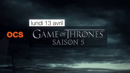 Game of Thrones - Saison 5 Trailer / Bande-Annonce [VOST|HD]