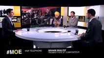 """Ibrahim Maalouf : """"Inventer un monde meilleur à travers la musique"""""""