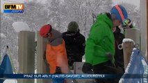 Alpes: beaucoup de neige et risque d'avalanche élevé