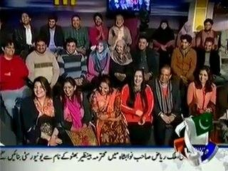 Khabar naak 30 January 2015 - KhabarNaak 30th January On Geo News