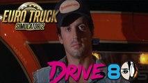 Eurotruck Simulator 2 gameplay - Drive on 80s # 1